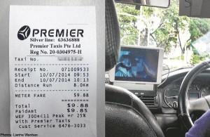 taxi-singapour