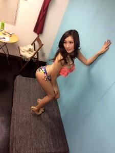Julia star Chinoise du porno