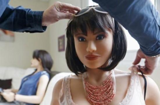 """Les """"sexdoll"""", des poupées très réalistes"""