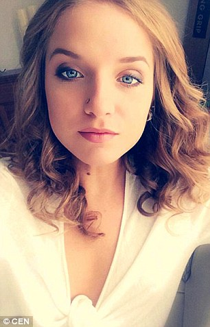 Vladislava Zatyagalova la star du porno russe à des ennuis avec ses parents