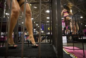 Huit membres du conseil municipal de Dallas ne veulent plus de l'expo porno Exxotica.