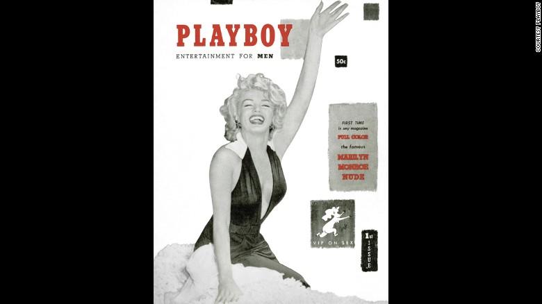 Playboy - Marilyn Monroe
