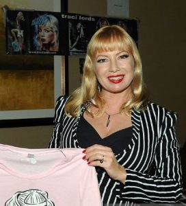 Traci Lords attends 2016 Chiller Theatre Expo