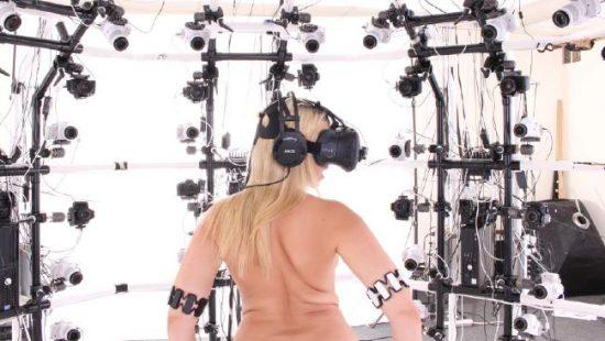 Annika Albrite - réalité virtuelle
