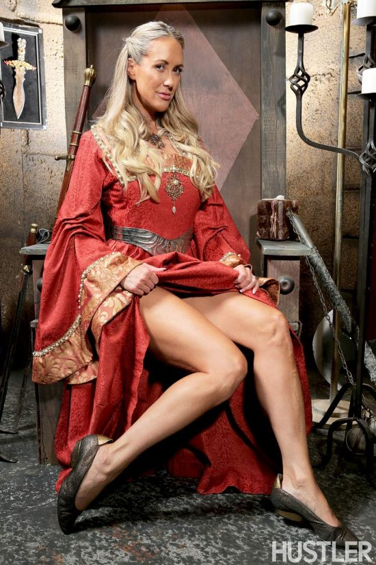 "Brandi Love ""queen of thrones"""