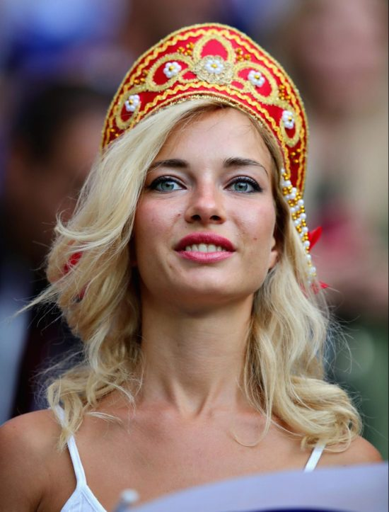 Natalya Nemchinova- coupe du monde 2018