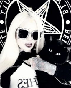 Sabrina Sabrok-SatanicCult