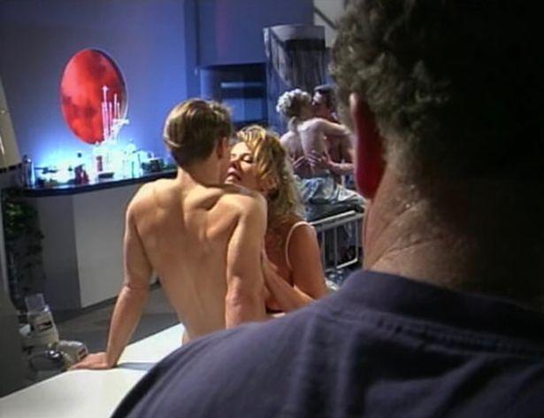 tournage porno